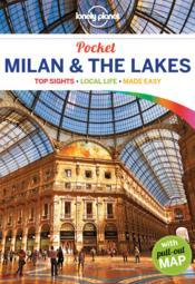 Milan & the lakes (3e édition) - Couverture - Format classique