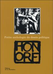 Petite anthologie du dessin politique - Couverture - Format classique