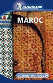 Voyager Pratique ; Maroc - Intérieur - Format classique
