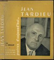 Jean Tardieu- Collection Poetes D'Aujourd'Hui N°109 - Couverture - Format classique
