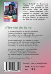 Pierres de lune - 4ème de couverture - Format classique