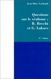 Questions sur le realisme ; 2e edition - Couverture - Format classique