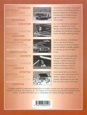 La ford mustang - le guide - 4ème de couverture - Format classique