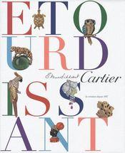 Étourdissant Cartier - Couverture - Format classique