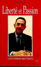 Liberte Et Passion - Couverture - Format classique