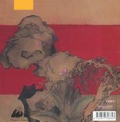 Les contes du mandarin ; l'éventail magique - 4ème de couverture - Format classique