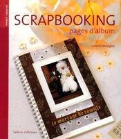 Scrapbooking ; Pages D'Album - Intérieur - Format classique