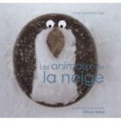 Les animaux de la neige - Couverture - Format classique