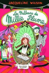 Les malheurs de Millie Plume - Couverture - Format classique