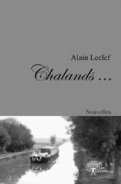 Chalands - Couverture - Format classique