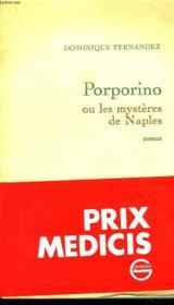 Porporino Ou Les Mysteres De Naples. - Couverture - Format classique