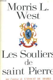 Les Souliers De Saint Pierre - Couverture - Format classique