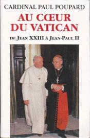 Au coeur du Vatican - Couverture - Format classique