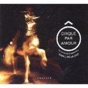 O cirque par amour - Couverture - Format classique