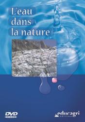 L'eau dans la nature (dvd) - Couverture - Format classique