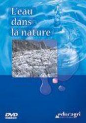 L'eau dans la nature (dvd) - Intérieur - Format classique