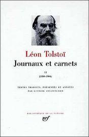 Journaux et carnets (tome 2-1890-1904) - Intérieur - Format classique