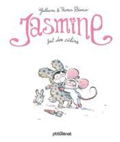 Jasmine fait des câlins - Couverture - Format classique