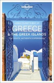 Best of ; Greece & the Greek islands (édition 2020) - Couverture - Format classique
