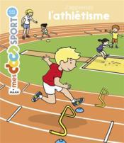 J'apprends l'athlétisme - Couverture - Format classique