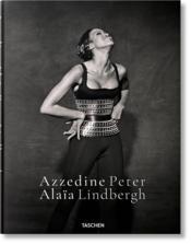 Lindbergh, Azzedine Alaia - Couverture - Format classique