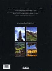 Val De Loire ; Au Coeur De Nos Regions - 4ème de couverture - Format classique
