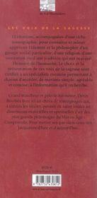 Pelerins De Compostelle - 4ème de couverture - Format classique