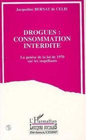 Drogues : Consommation Interdite - Intérieur - Format classique