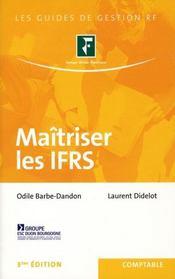 Maîtriser les IFRS (3e édition) - Intérieur - Format classique