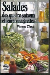 Salades des quatre saisons - Couverture - Format classique