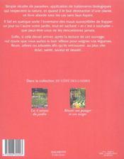 Les Maladies Du Jardin - 4ème de couverture - Format classique