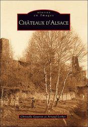 Châteaux d'Alsace - Intérieur - Format classique