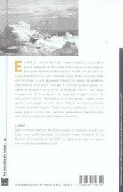 À la recherche de l'expédition franklin disparue dans l'archipel arctique - 4ème de couverture - Format classique