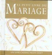Petit Livre Du Mariage - Intérieur - Format classique