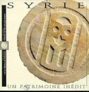Syrie patrimoine inedit - Couverture - Format classique