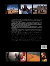 Mali terre de rencontres - 4ème de couverture - Format classique