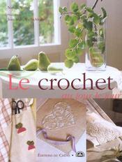 Le Crochet Au Jour Le Jour - Intérieur - Format classique