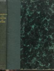 Champions Et Voyages - Couverture - Format classique