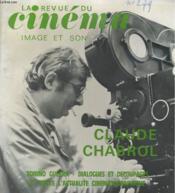 Revue De Cinema - Image Et Son N° 279. Claude Chabrol / Tonino Guerra... - Couverture - Format classique