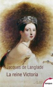 La reine Victoria - Couverture - Format classique