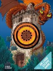 Échappe-toi de la tour aux dragons - Couverture - Format classique
