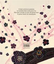 À l'ombre du cerisier - 4ème de couverture - Format classique