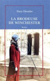 La brodeuse de Winchester - Couverture - Format classique