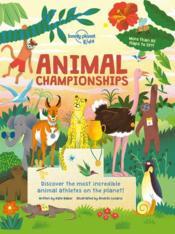 Animal olympics (édition 2020) - Couverture - Format classique