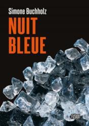 Nuit bleue - Couverture - Format classique