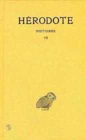 Histoires t.7 - Couverture - Format classique