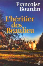 L'héritier des beaulieu - Intérieur - Format classique