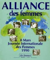 8 Mars 1990 Hommage A Des Femmes Exceptionnelles - Couverture - Format classique