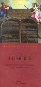 Lumieres - Intérieur - Format classique