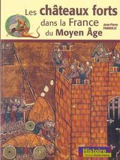 Les chateaux forts dans la france du moyen age - Intérieur - Format classique